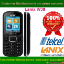 Lanix W30 Network Unlock Code / SIM network unlock pin