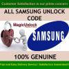Samsung Network Unlock Code & Unfreeze Code