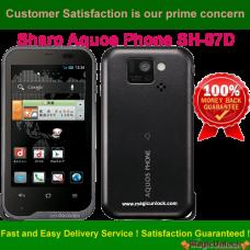 Sharp Aquos Phone SH-07D Network Unlock Code / SIM network