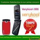 Verykool i305 SIM Network Unlock Pin / Network Unlock Code