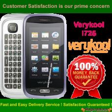 Verykool i725 SIM Network Unlock Pin / Network Unlock Code